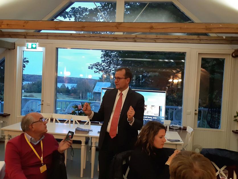 Pekka Pesonen Sekretarz Generalny Copa-Cogeca