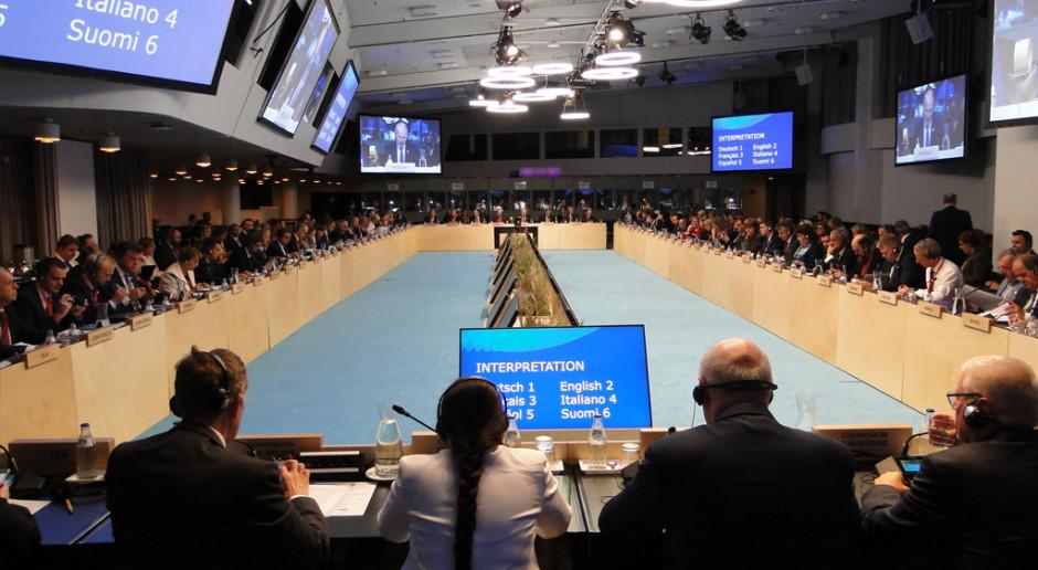 Spotkanie ministrów rolnictwa UE w Finlandii