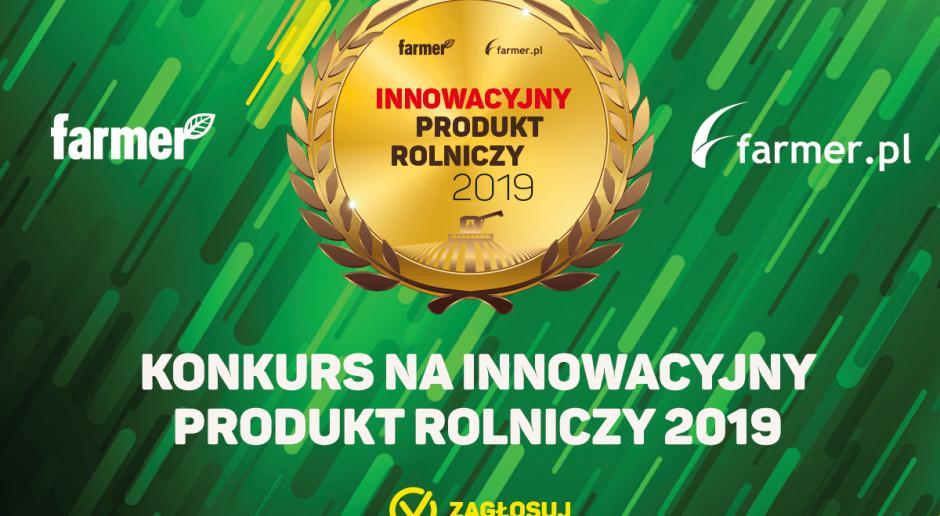 Zagłosuj na Innowacyjny Produkt Rolniczy!