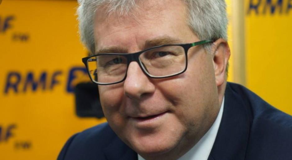 Czarnecki: uważam, że Janusz Wojciechowski zostanie komisarzem UE ds. rolnictwa