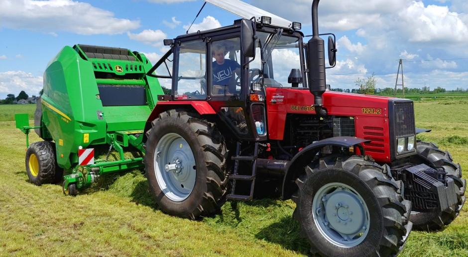 Sprzedaż nowych ciągników: Belarus sensacyjnie na podium!