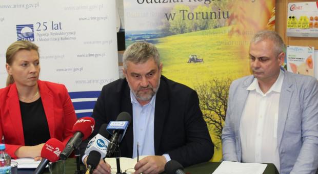 Ardanowski o ARiMR: Płatności niezagrożone, oddziały współpracują, pobłażania nie będzie