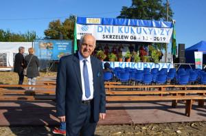 Dzień Kukurydzy w Skrzelewie odbył się w gospodarstwie Tadeusza Szymańczaka, fot. M. Tyszka