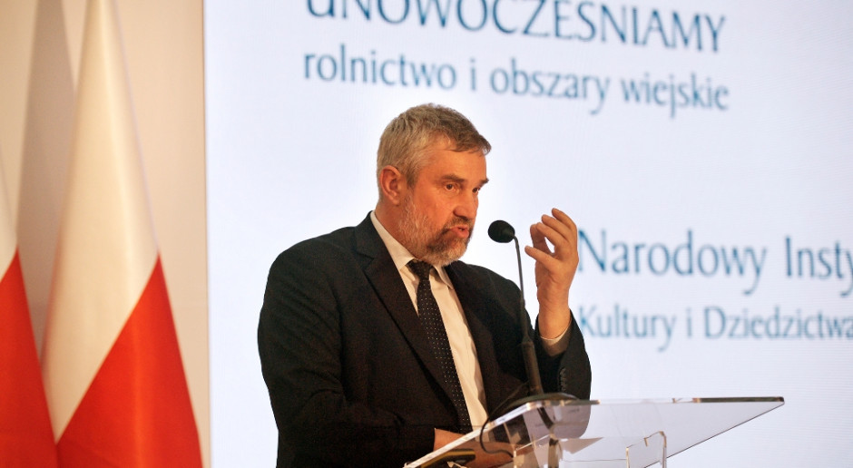 Ardanowski: kraje Trójkąta Weimarskiego mają podobną wizję rolnictwa