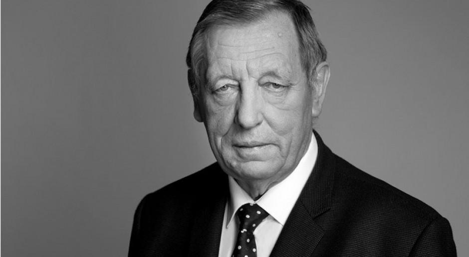Nie żyje Jan Szyszko. Były minister środowiska miał 75 lat
