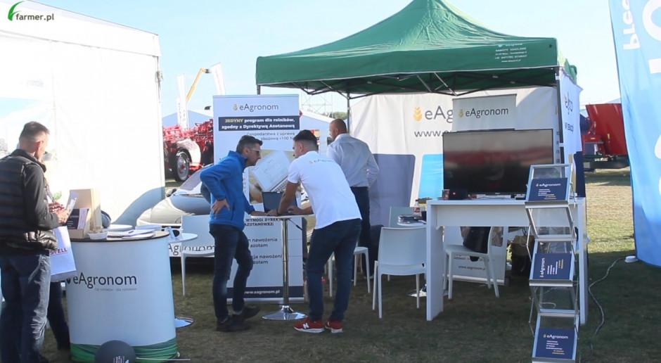 eAgronom na Agro Show: program optymalizujący prowadzenie gospodarstwa na wyciągnięcie ręki