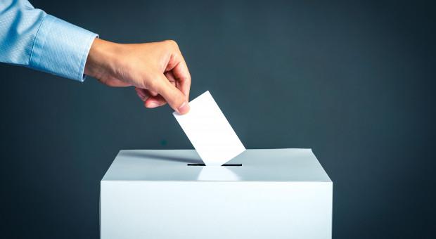 PKW podała wyniki z 91 proc. obwodowych komisji wyborczych
