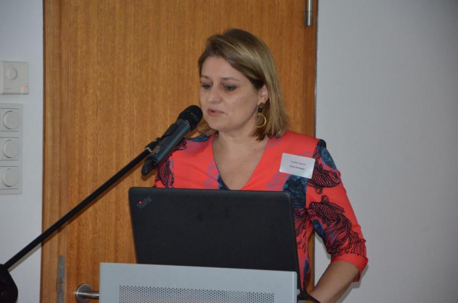 Carolien Spaans, Radca Rolny Ambasady KN w Warszawie, fot. M. Tyszka
