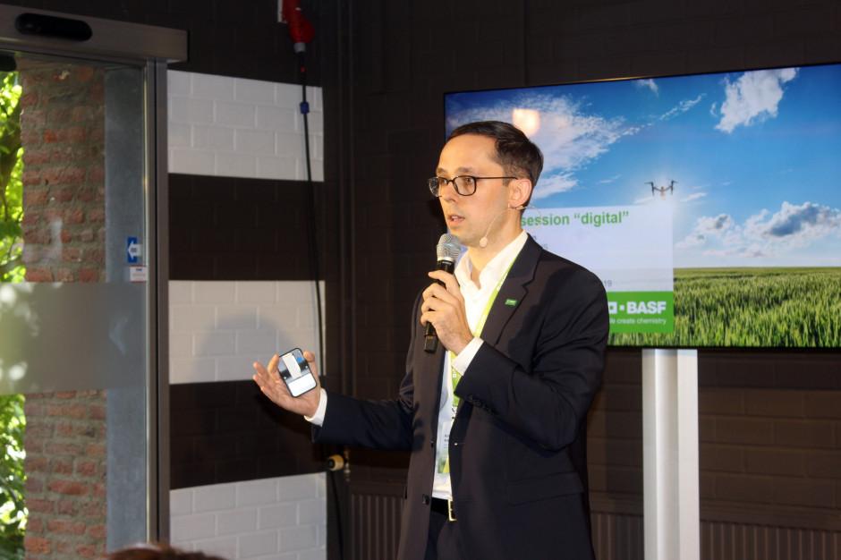 Konstantin Kretschun – odpowiedzialny w BASF za wdrażanie cyfrowych rozwiązań w regionie EMEA i WNP