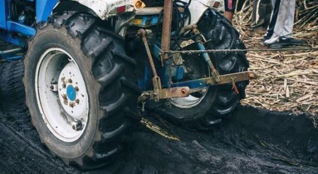 Traktorem chciał rozjechać policjantów