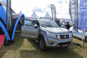 Nissan oferuje sprawdzoną pod względem konstrukcji i lubianą przez rolników Navarę.