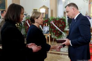 Prezydent: prof. Jan Szyszko był niezwykle oddany sprawie polskiego środowiska naturalnego