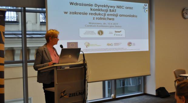 Wdrażanie Dyrektywy NEC oraz konkluzji BAT