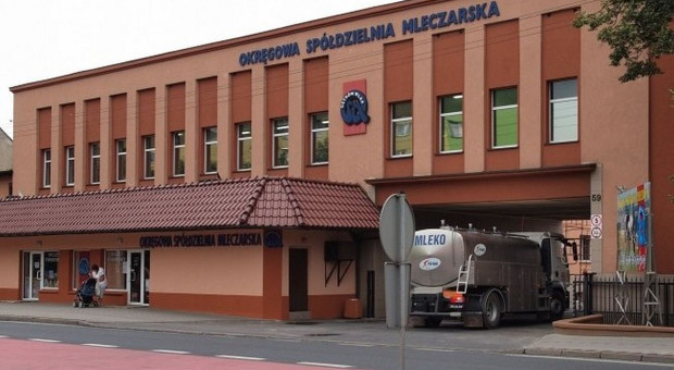 OSM Koło przejęło mleczarnię w Ostrowie Wielkopolskim