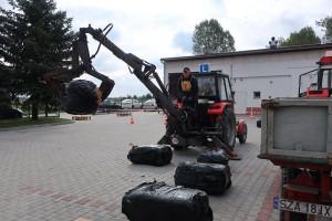"""Konkurs """"Praktyka i Bezpieczeństwo w Rolnictwie"""" w ZSCKR w Żarnowcu, fot. mat. prasowe"""