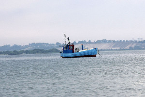 Na Bałtyku tonął kuter z rybakami