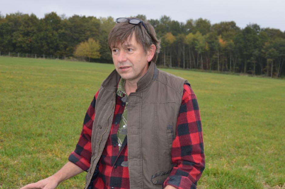 Frédéric Thomas, ekspert ds. rolnictwa konserwującego, o destrukcyjnym wpływie uprawy na glebę