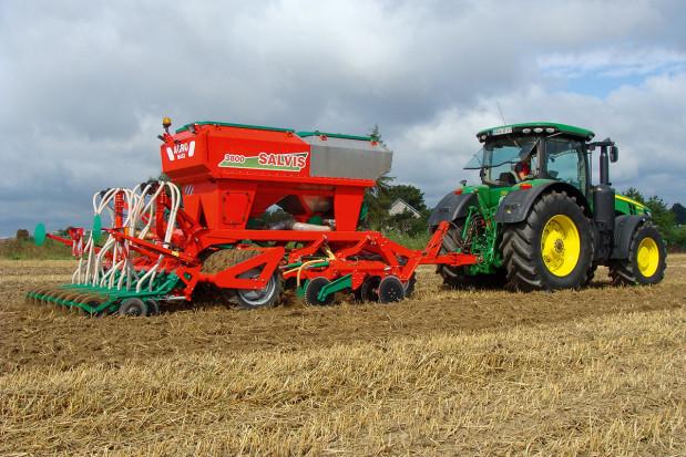 Rzepak w trzech technologiach uprawy