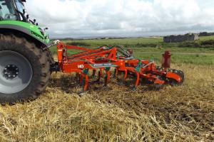 Kverneland z nowościami na targach Agritechnica 2019