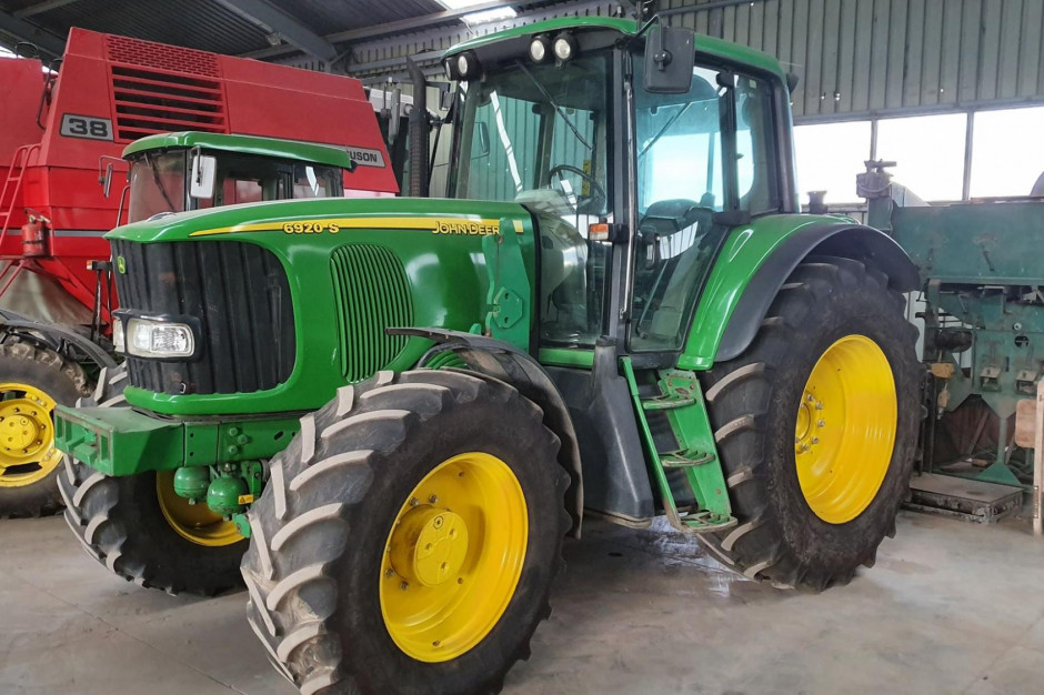 W ramach targów Zagroda po raz pierwszy odbędą się Giełda Używanych Maszyn Rolniczych