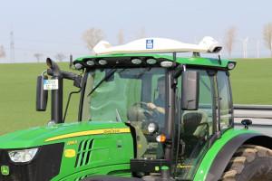 John Deere w partnerstwie z firmą Agricon