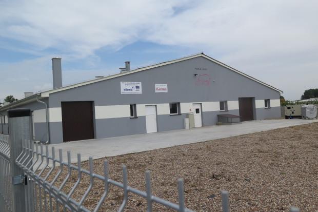 Tak wygląda profesjonalna bioasekuracja ferm loch