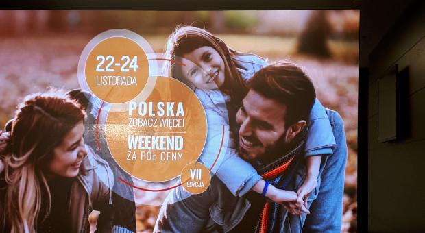 """""""Weekend za pół ceny"""" po raz siódmy"""