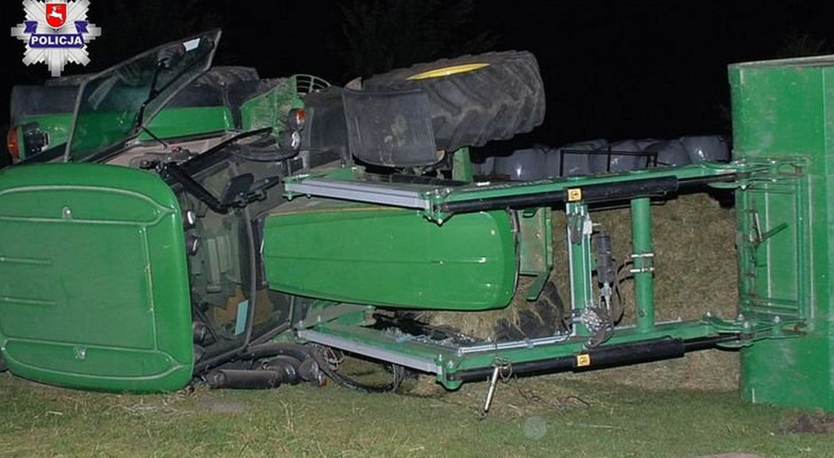 Już 32 rolników zginęło w tym roku w czasie pracy w gospodarstwie