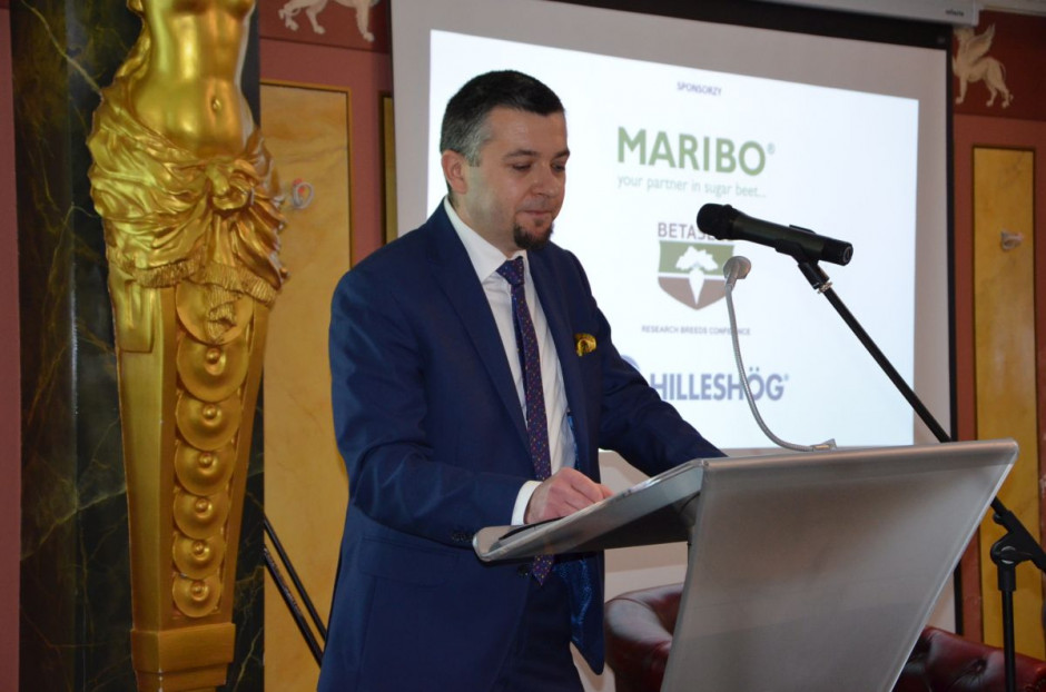 Rafał Strachota, dyrektor KZPBC, fot. M. Tyszka