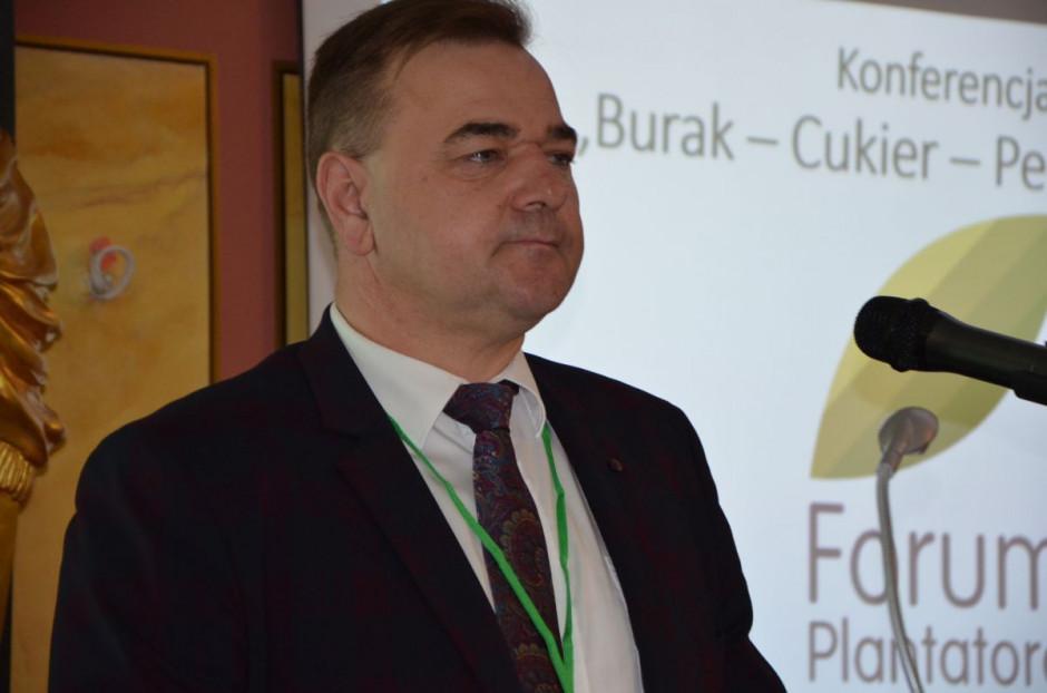 Krzysztof Nykiel, prezes KZPBC, fot. M. Tyszka