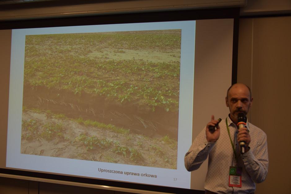Wykład Profesora Tomasza Piskiera kończył sesję Bez Pługa.
