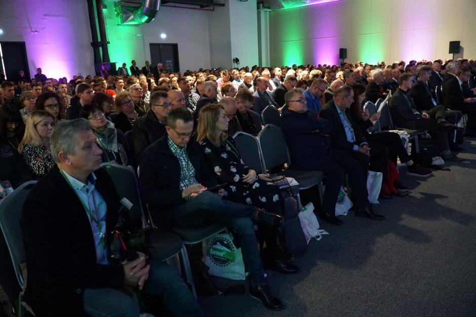 Inauguracja konferencji Narodowe Wyzwania w Rolnictwie, zdjęcia Michał Oleksy/ Żelazna studio