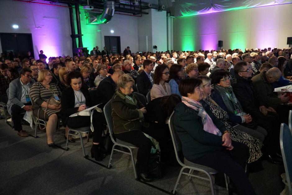 Inauguracja konferencji Narodowe Wyzwania w Rolnictwie