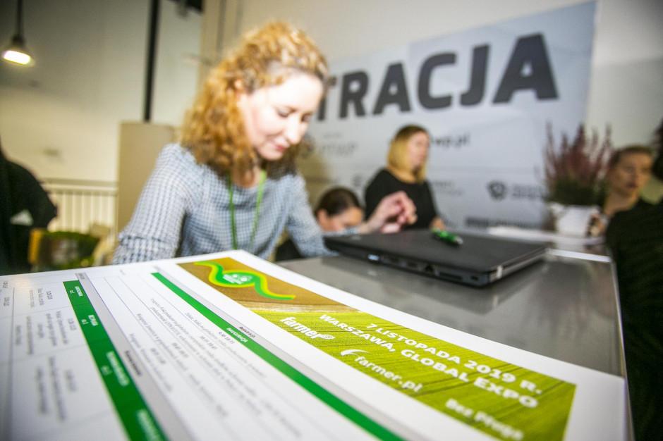 Konferencja VII Narodowe Wyzwania w Rolnictwie w obiektywie