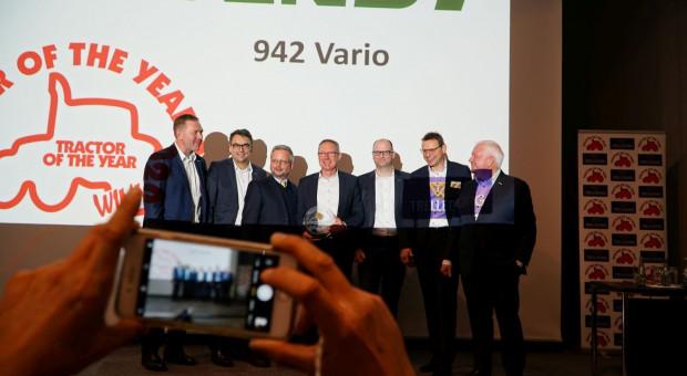"""Ciągniki-zwycięzcy w """"Tractor of the Year 2020"""""""