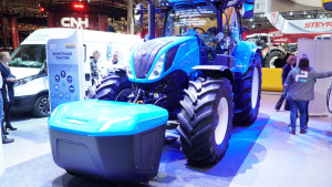 New Holland T6.180 Methane Power został wyróżniony w nowej kategorii Sustainable TOTY, foot.kh