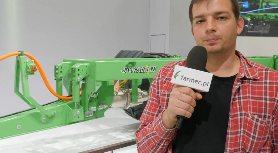 E-drive. Prezentujemy rozwiązanie nagrodzone złotym medalem targów Agritechnica!