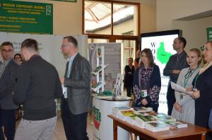 Organizacja gospodarstwa rolnego przyjaznego dla środowiska, Konferencja w Sielinku; Fot. Katarzyna Szulc