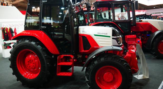 Prototypowy Belarus na Agritechnice!