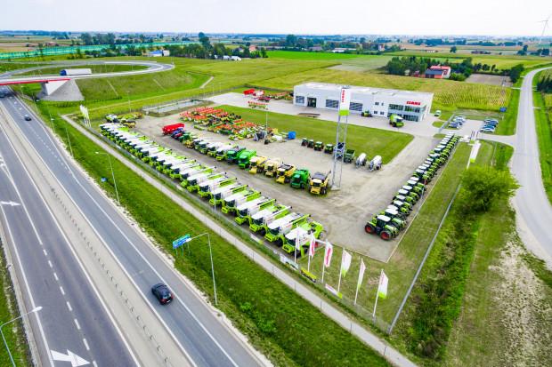 10 lat marki CLAAS w Polsce