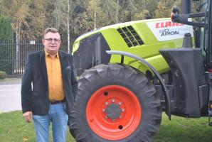 Waldemar Kalisz, właściciel firmy KALCHEM