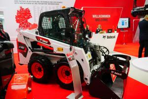 Bobcat z ofertą dla rolników na Agritechnice