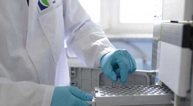 Laboratorium z certyfikatem GLP