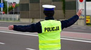 Pijany traktorzysta uciekał przed policją