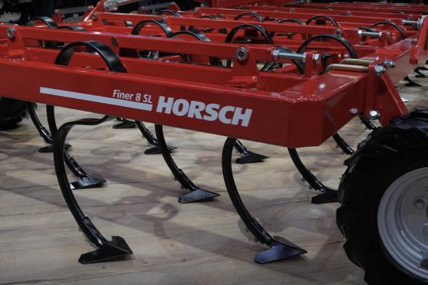 Nowości Horscha na Agritechnice