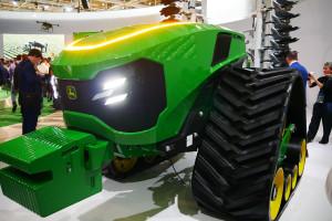 John Deere zrewolucjonizuje rolnictwo?