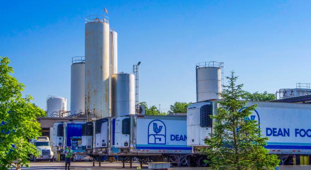 Druga, co do wielkości mleczarnia w USA w stanie upadłości