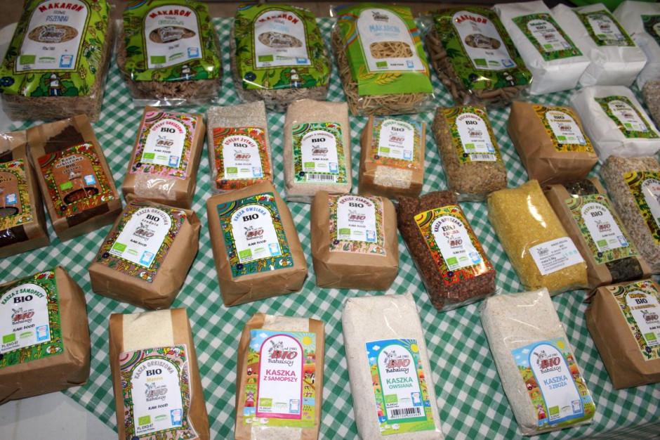 Oferta firmy Bio-Babalscy liczy obecnie kilkadziesiąt produktów ekologicznych, Foto: GT