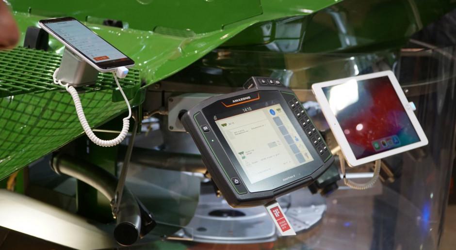 Amazone - precyzyjne rozwiązania dla rozsiewaczy i opryskiwaczy na Agritechnice