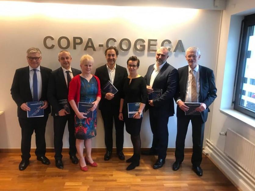 Skład nowej prezydencji COGECA